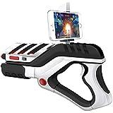 ARゲームガン、コントローラー拡張現実ARシューティングゲーム用AR Bluetoothゲームハンドル、3D拡張バーチャルリアリティ玩具