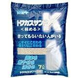クリーンビート トフカスサンドK 7L × 4個【まとめ買い ケース販売】