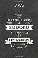 Le plus grand livre de Sudoku pour les marins
