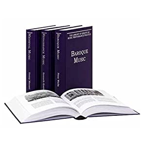 The Library of Essays on Music Performance Practice: 4-Volume Set