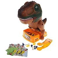 KESOTO 面白い リアル 恐竜模型 電子玩具 電気恐竜おもちゃ 音付き