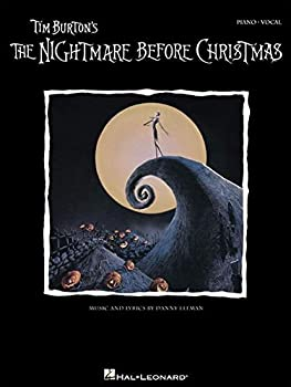 Tim Burton's Nightmare Before Christmas (Piano Vocal Series)