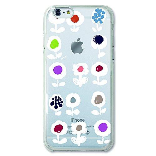 CollaBorn iPhone6(4.7インチ)専用ケース キャンディフラワー-CL PL-I6-038