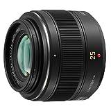 パナソニック 単焦点レンズ マイクロフォーサーズ用 ライカ DG SUMMILUX 25mm/F1.4 ASPH. ブラック H-X025 画像