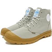 (パラディウム) PALLADIUM ブーツ メンズ パンパ パドル ライト WP Mineral Grey/White/Wood