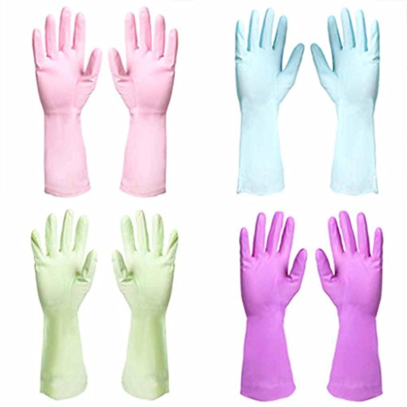 ヒギンズ父方の傾く使い捨て手袋 PVC防水性と耐久性の手袋キッチン油耐性汚れ手袋