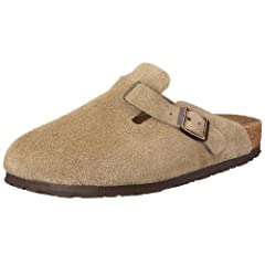 Birkenstock Boston: Taupe