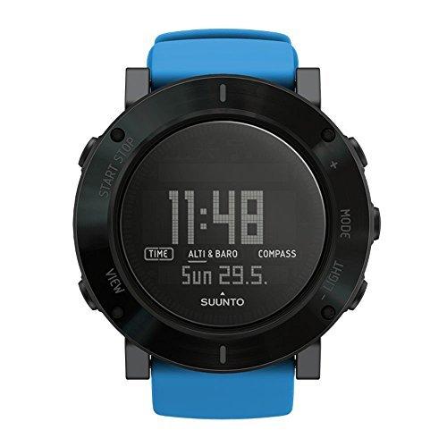 da855c21f1 SUUNTO(スント) スントコア 腕時計 高度計 気圧計 コンパス 温度 ウェザーアラーム シュノーケル用深度