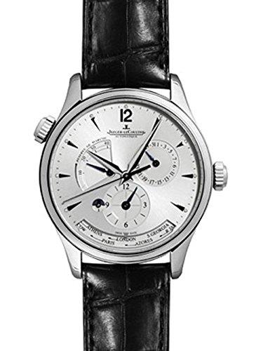 [ジャガー・ルクルト] 腕時計 マスタージオグラフィーク 自動巻き Q1428421 メンズ 新品 [並行輸入品]