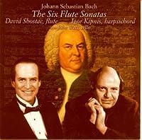 The Six Bach Flute Sonatas