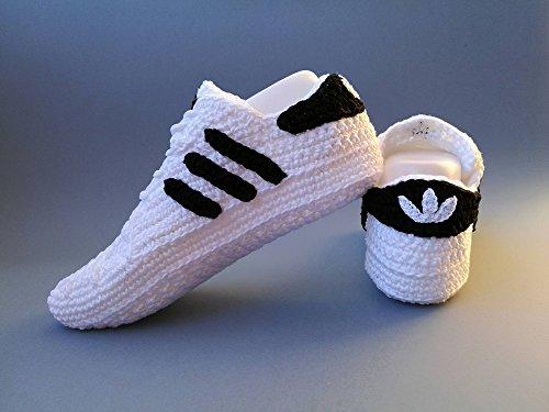 Crochet Pattern Adidas Superst...