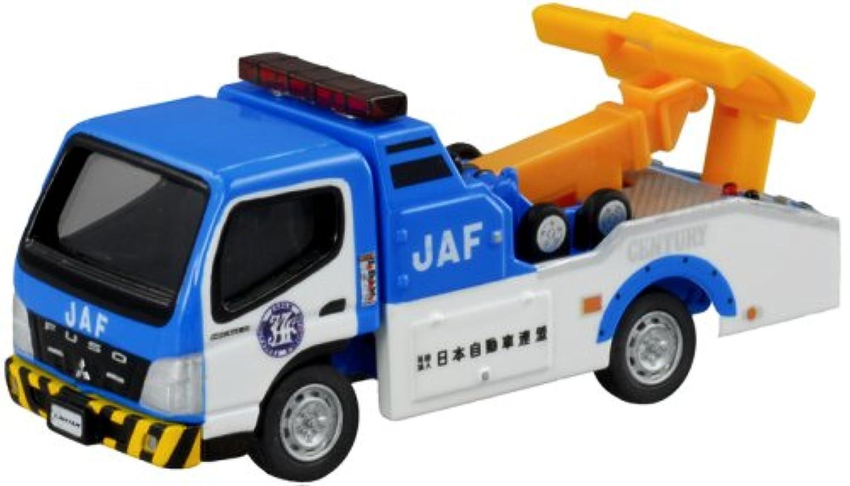 トミカリミテッド 0107 三菱ふそうキャンター レッカー車 JAF