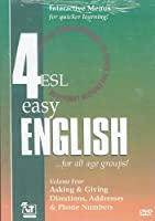 ESL Easy English - Asking & Giving Directions
