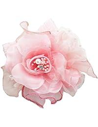 コサージュ 入学式 フォーマル コサージュ 入園式 花 オーガンジー コサージュ 桜の花 結婚式 fham8009pk