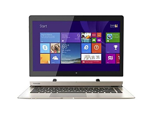 "【並行輸入品】Toshiba P35W-B3220 Click2 Pro 2-in-1 13.3"" Touch-Screen"