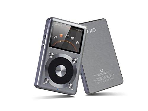 オヤイデ ハイレゾ・デジタルオーディオプレーヤー内蔵メモリ非搭載+外部メモリ対応FiiO X3 2nd generation FIIOX3 2ND GEN