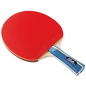 ティーエスピー(TSP) 卓球 ラケット 貼り上がり ジャイアントプラス シェークハンド 160S (プラスチックボール 2個付き) 025490
