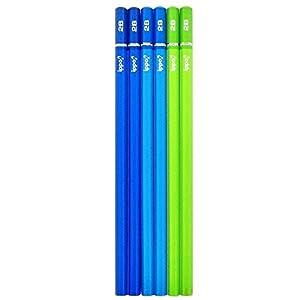 トンボ鉛筆 鉛筆 ippo! 名入れかきかたえんぴつ 2B かいと KR-KPLM01-14 6本入