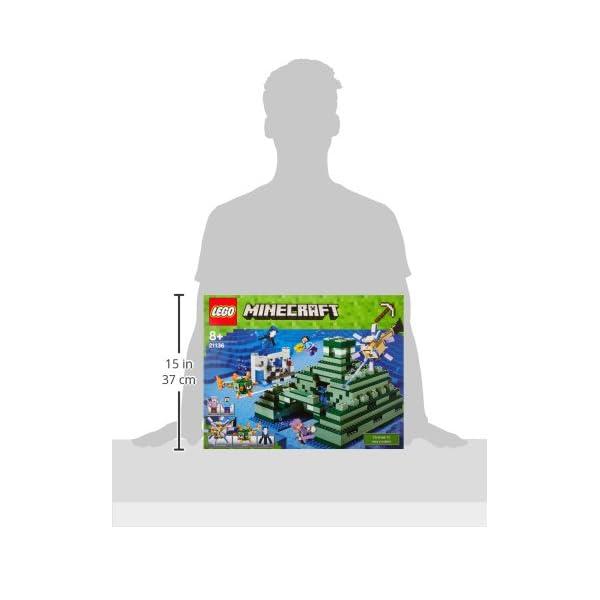 レゴ(LEGO)マインクラフト 海底遺跡 2...の紹介画像10