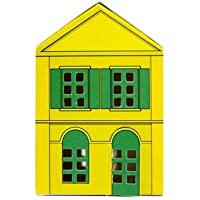 Papertoy CASAGAMI - GOGH'S HOUSE