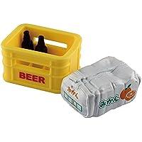 ゴミ From カプセルコレクション カラス [5.ビールケースとゴミが詰まった段ボール(ビール瓶2本付き)](単品)