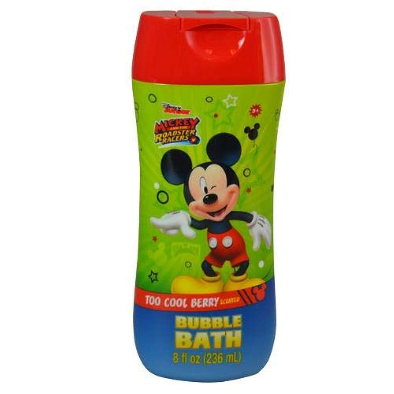 不合格プラットフォーム縞模様のミッキー バブルバス 13398 子供 子供用 ディズニー Disney キャラクター グッズ【即日?翌日発送】