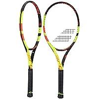 2018 バボラ ピュアアエロ デシマ フレンチオープン (300g) BF101385 (海外正規品) 硬式テニスラケット(Babolat 2018 Pure Aero Decima French Open )【2018年3月発売】 [並行輸入品]