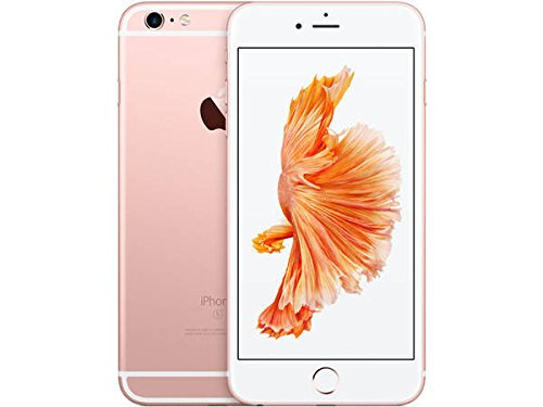 Apple au iPhone 6s 64GB ローズゴールド MKQR2J...