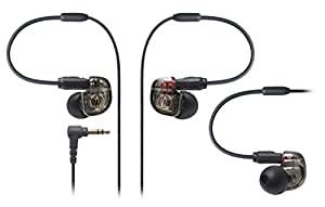 audio-technica IM Series カナル型モニターイヤホン シングル・バランスド・アーマチュア型 ATH-IM01