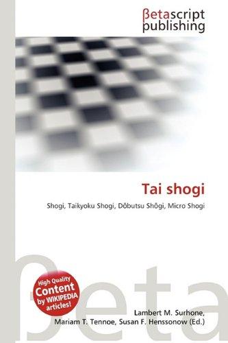 Tai Shogi