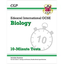 Grade 9-1 Edexcel International GCSE Biology: 10-Minute Tests (with answers)
