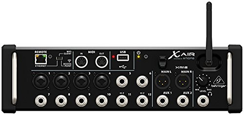 BEHRINGER XR12 タブレット用デジタルミキサー X AIR (ベリンガー)