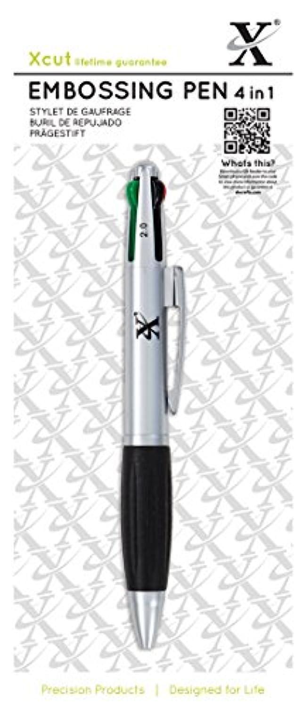 Docrafts XC268701 4 in. 1 Embossing Pen