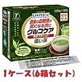 グルコケア粉末スティック濃い茶30包×6箱セット