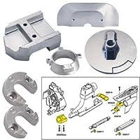 20801 Tecnoseal Anode Kit with Hardware - Mercury Alpha 1 Gen 2 - Zinc