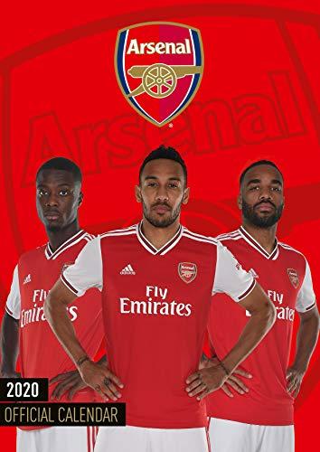 The Official Arsenal F.c. 2020 Calendar