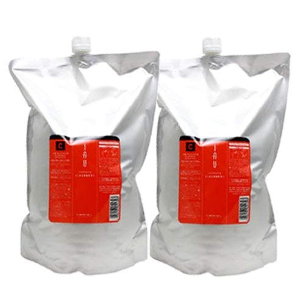 スリップ消防士最小化するルベル イオ クレンジング クリアメント シャンプー<2500mL×2個セット> 詰め替え?業務用 Lebel iau