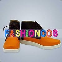 ★サイズ選択可★女性24CM UA0080 Free! フリー 岩鳶高校 橘 真琴 コスプレ靴 ブーツ