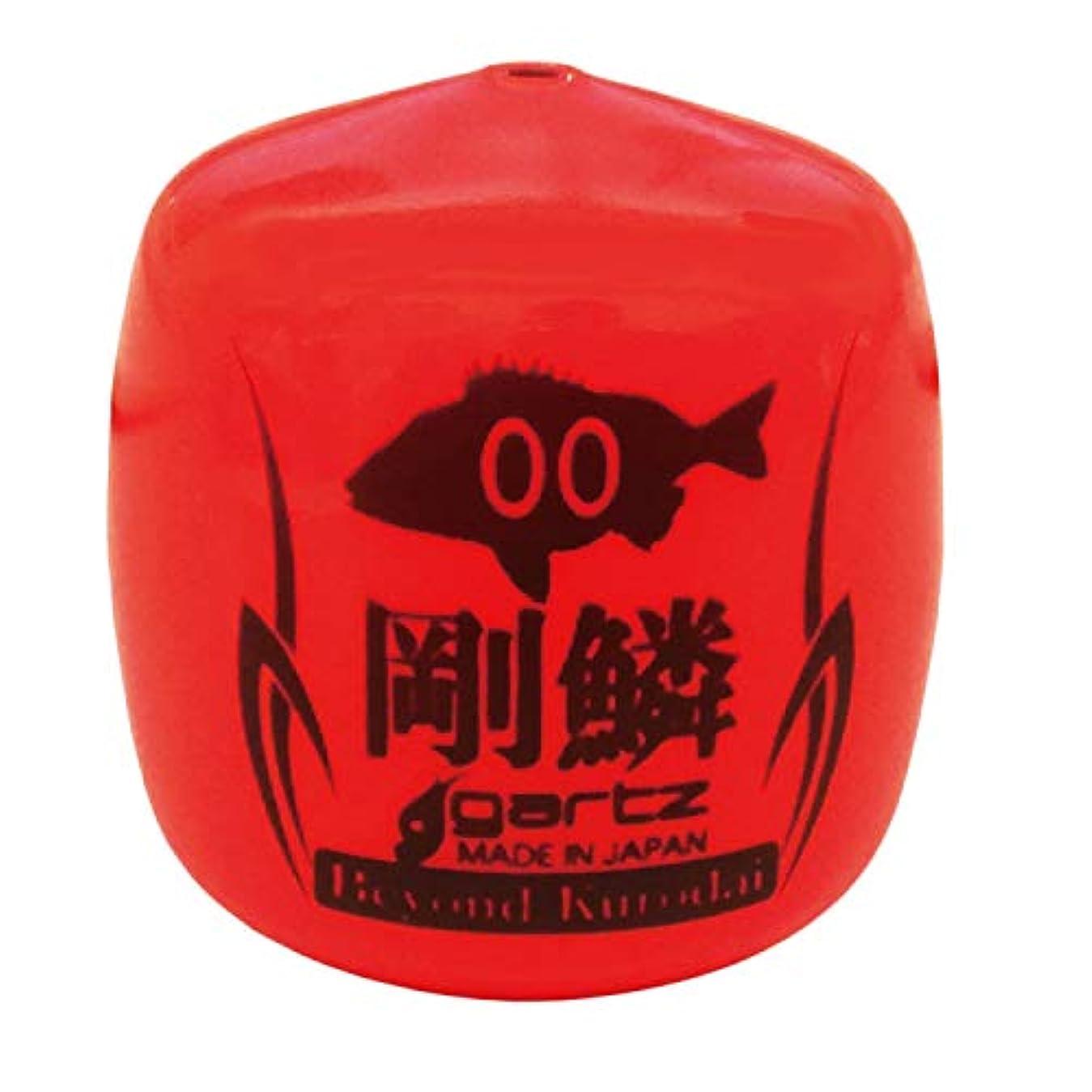混乱させるトーン水を飲むガルツ(gartz) ウキ 剛鱗 オレンジ 00 948