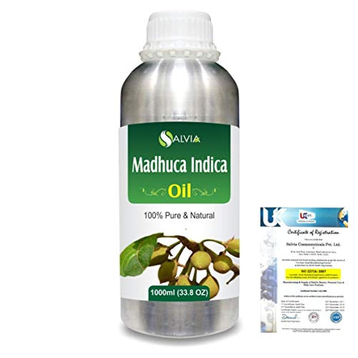 全滅させる故意の宣教師Madhuca Indica (Mahua) 100% Natural Pure Essential Oil 1000ml/33.8fl.oz.