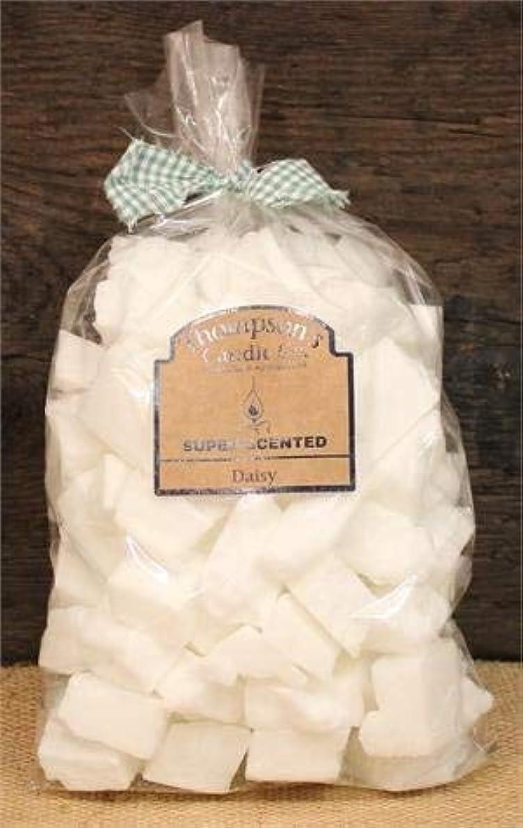 トーンペルセウスドライブThompson's Candle Co. Super Scented Crumbles/Wax Melts 32 oz Daisy [並行輸入品]