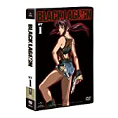 BLACK LAGOON DVD_SET1