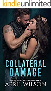 Collateral Damage: McIntyre Security Bodyguard Series - Book 13 (English Edition)