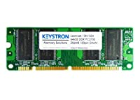 256 MB DDR 100-pinプリンタDIMM 256 MB 1つ、モジュールby KeyStron、LLC