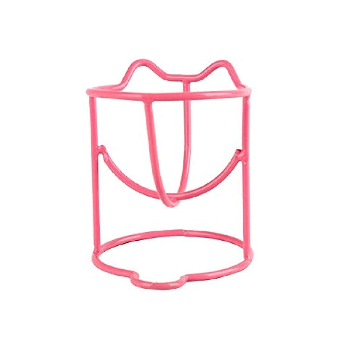 ファッションメイク卵パウダーパフスポンジディスプレイスタンド乾燥ホルダーラックのセット