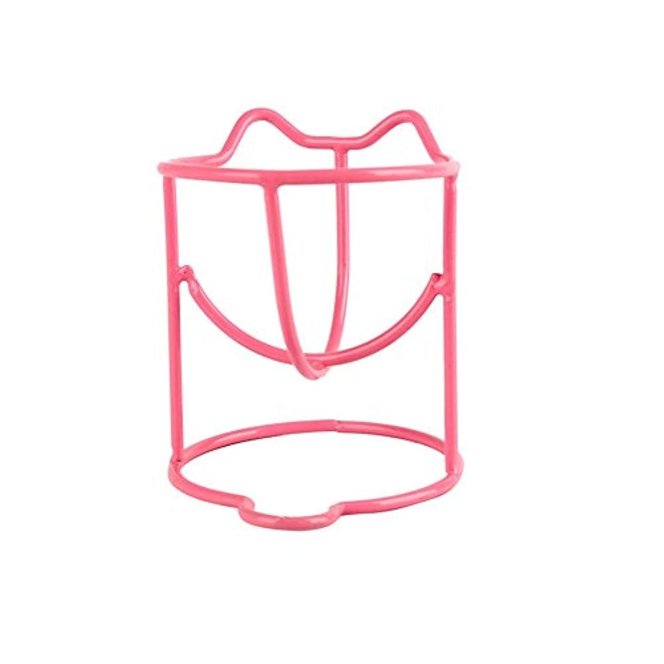内側アルコーブ漏れファッションメイク卵パウダーパフスポンジディスプレイスタンド乾燥ホルダーラックのセット