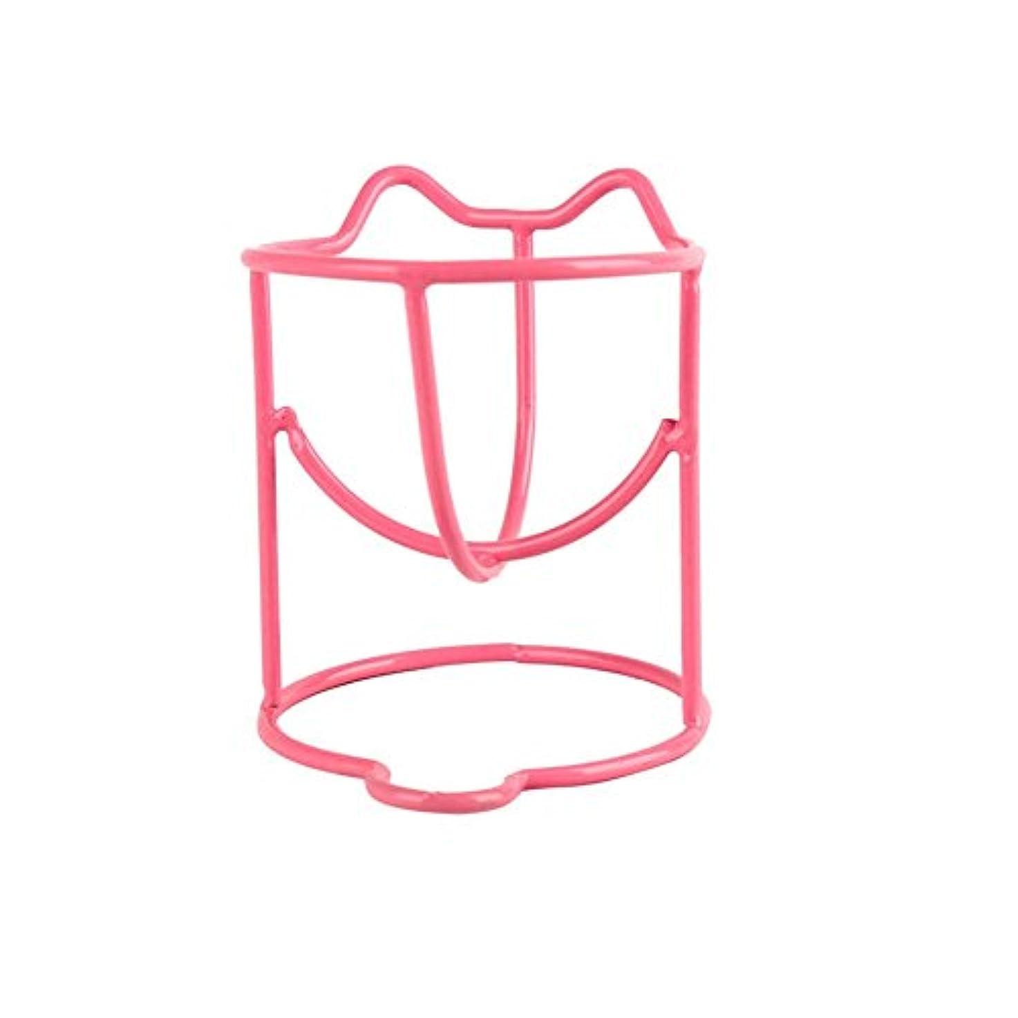 大使十分必要ないファッションメイク卵パウダーパフスポンジディスプレイスタンド乾燥ホルダーラックのセット