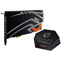 ASUS STRIX RAID PRO 7.1ch PCIe Soundcard set with an audiophile-grade DAC and 116dB SNR [並行輸入品]