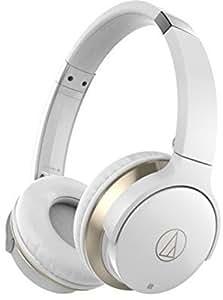 オーディオテクニカ Sound Reality ATH-AR3BT WH [ホワイト・シャンパンゴールド]