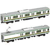KATO Nゲージ E233系 3000番台 東海道線・上野東京ライン 増結B 2両セット 10-1269 鉄道模型 電車